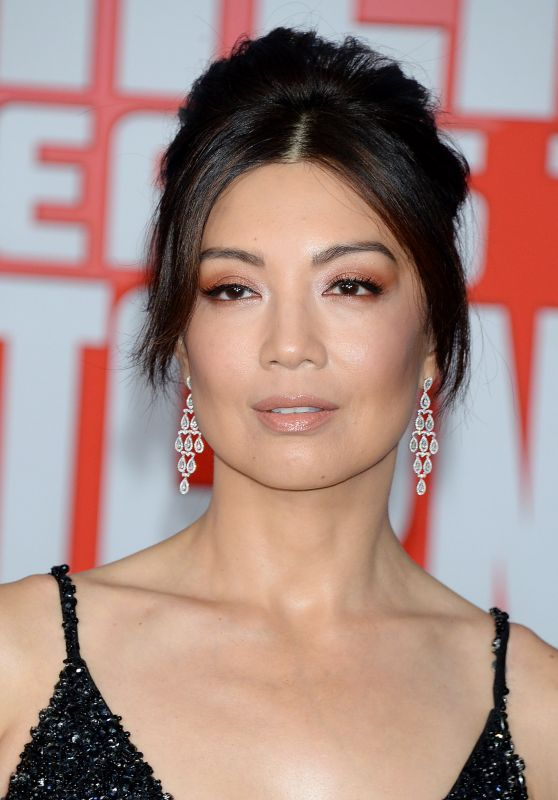 """Ming-Na Wen – """"Ralph Breaks the Internet"""" Premiere in Hollywood"""