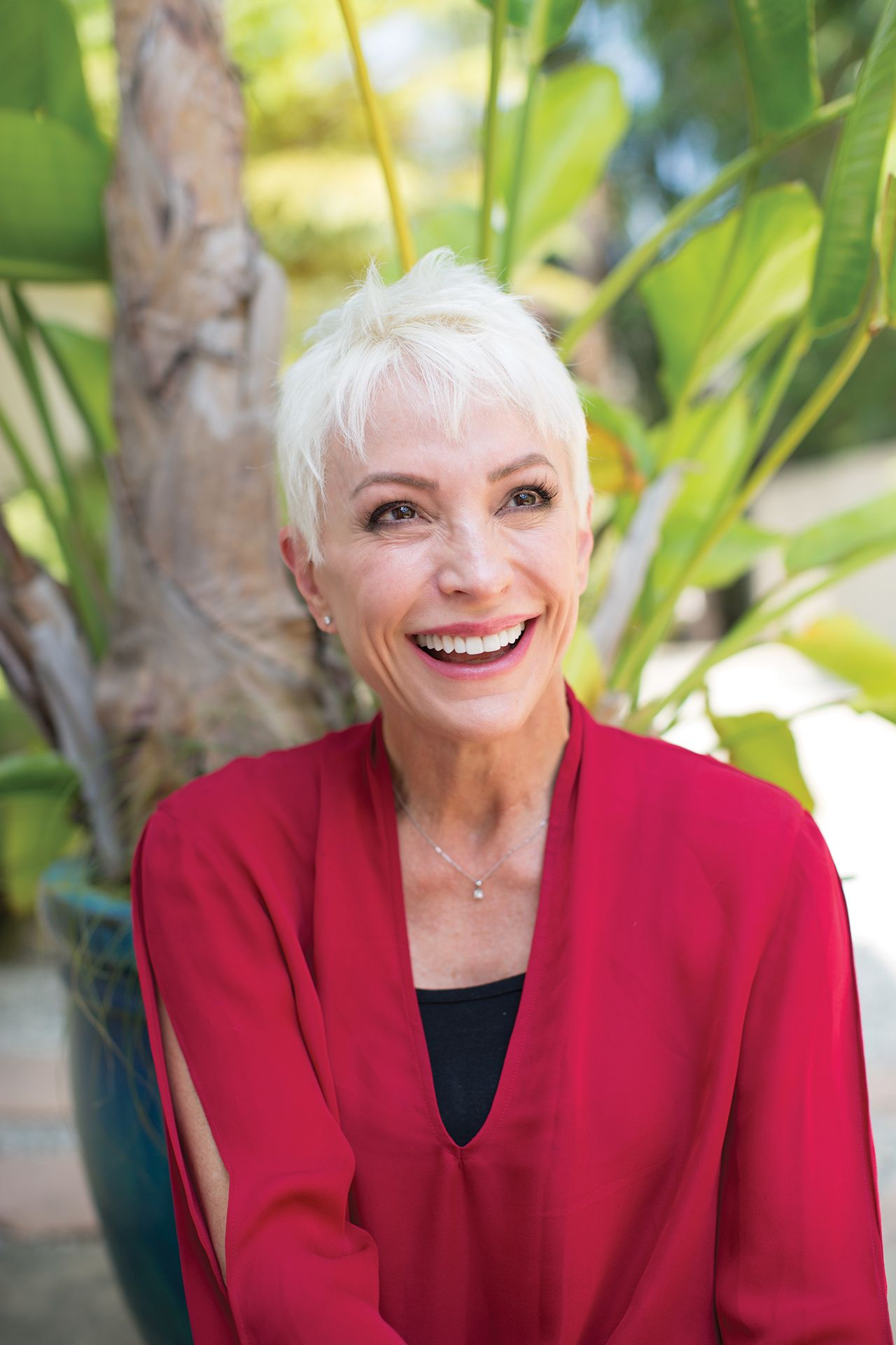 Nana Visitor Photoshoot For Mindful Magazine