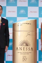 Naomi Osaka - Shiseido Press Presentation in Tokyo 11/20/2018