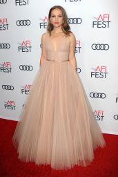 Natalie Portman - 2018 AFI Fest