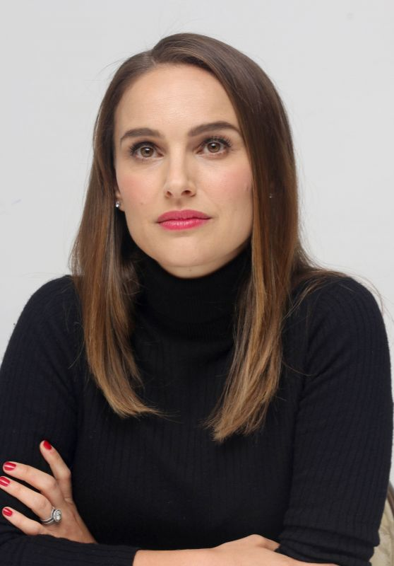 "Natalie Portman - ""Vox Lux"" Press Conference in LA"