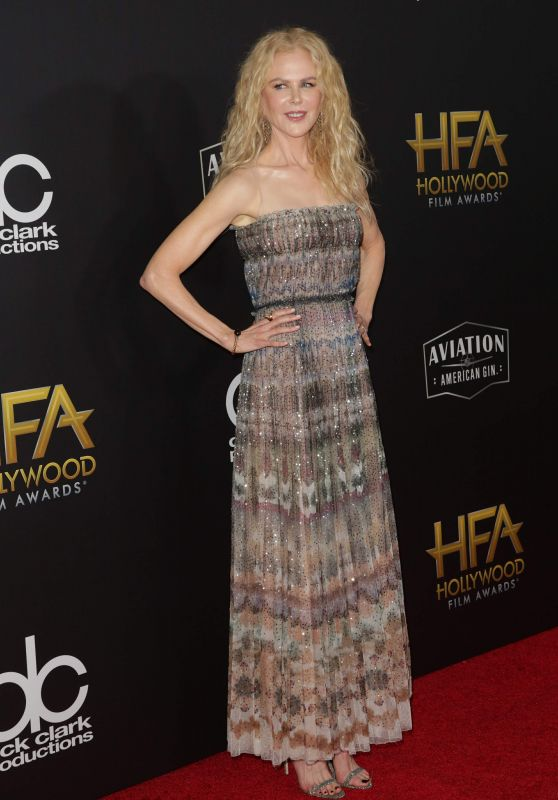Nicole Kidman – 2018 Hollywood Film Awards