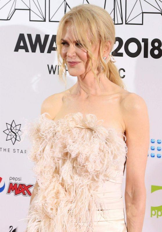 Nicole Kidman – ARIA Awards 2018
