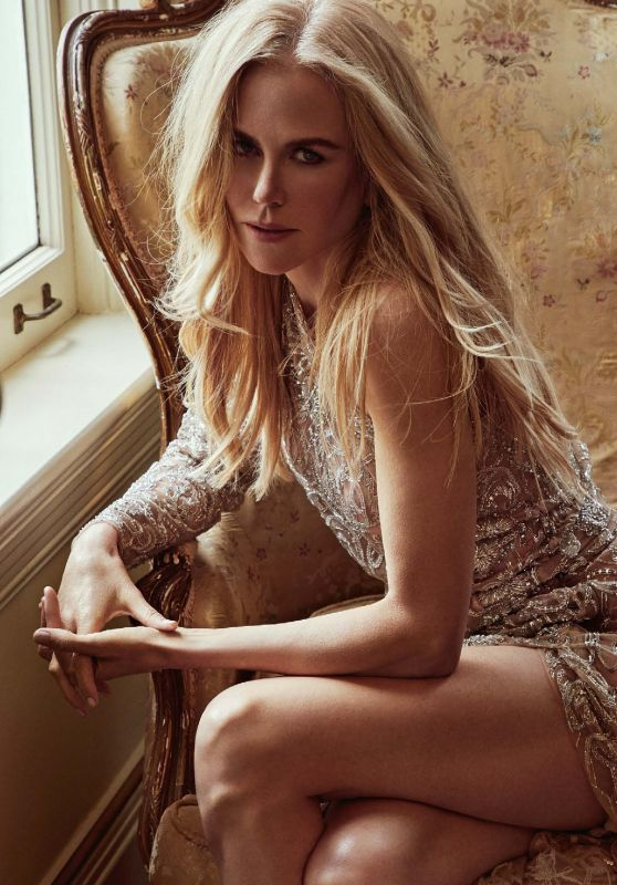 Nicole Kidman - F N48 Magazine December 2018