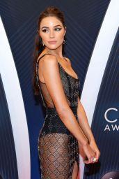 Olivia Culpo - 2018 CMA Awards