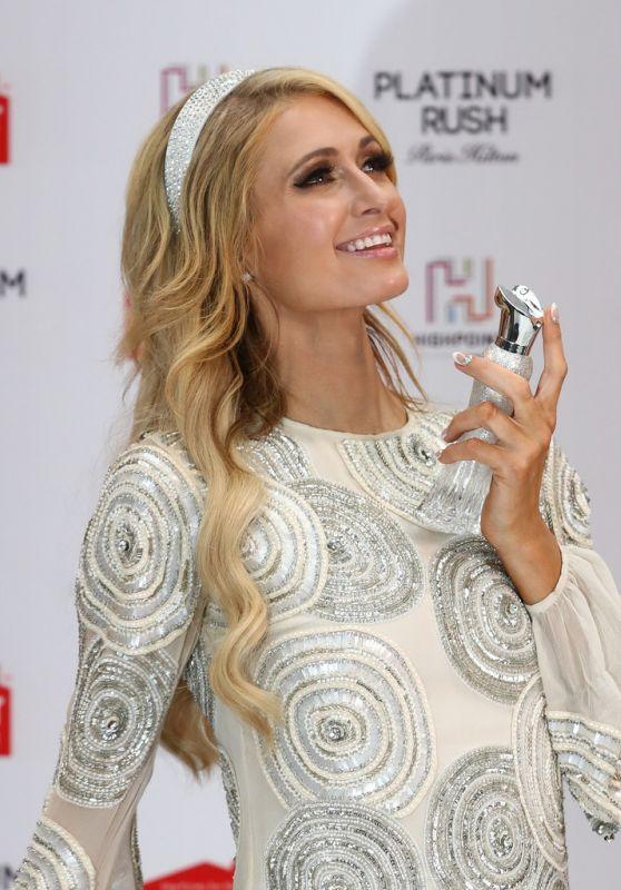 Paris Hilton - Paris Hilton Platinum Rush Fragrance Launch in Melbourne
