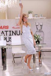 """Paris Hilton - """"Platinum Rush"""" Perfume Launch in Mexico City"""