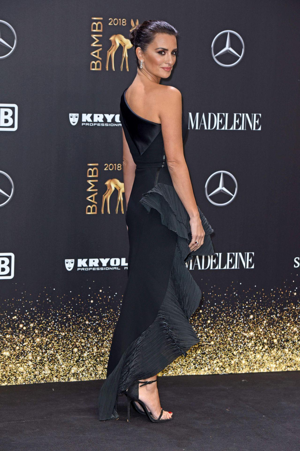Penelope Cruz 2018 Bambi Awards