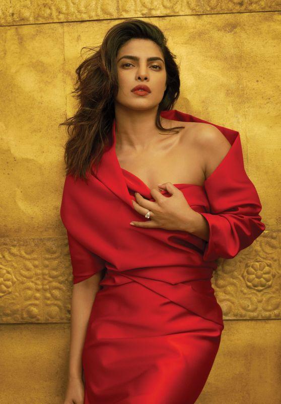 Priyanka Chopra - Vogue US January 2019 Photos
