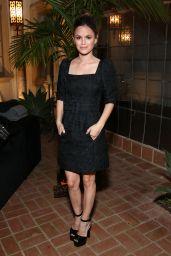 Rachel Bilson – Michael Kors x Kate Hudson Dinner in LA 11/07/2018