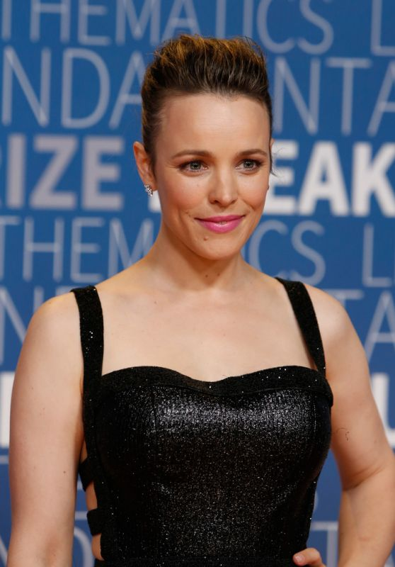 Rachel McAdams – 2019 Breakthrough Prize in Mountain View