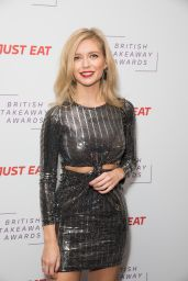 Rachel Riley - The British Takeaway Awards 2018 in London
