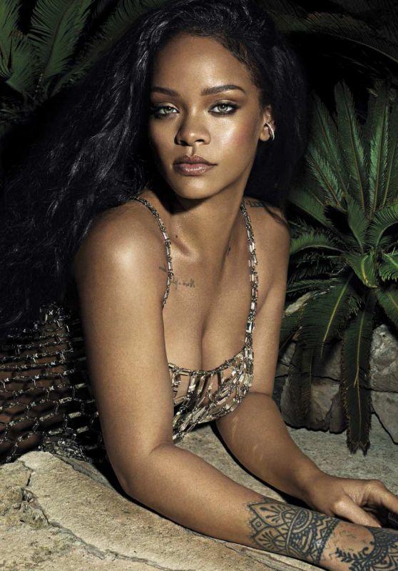 Rihanna - Vanity Fair Italy 11/28/2018