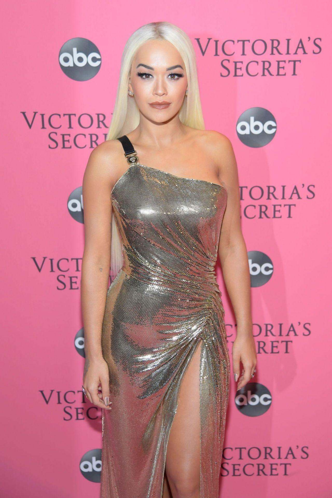 Rita Ora – 2018 Victoria's Secret Fashion Show