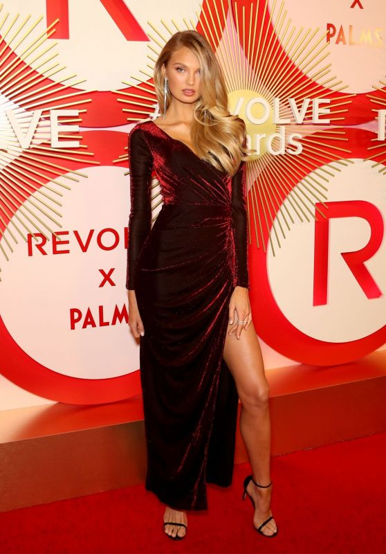Romee Strijd – 2018 #REVOLVEawards in Las Vegas