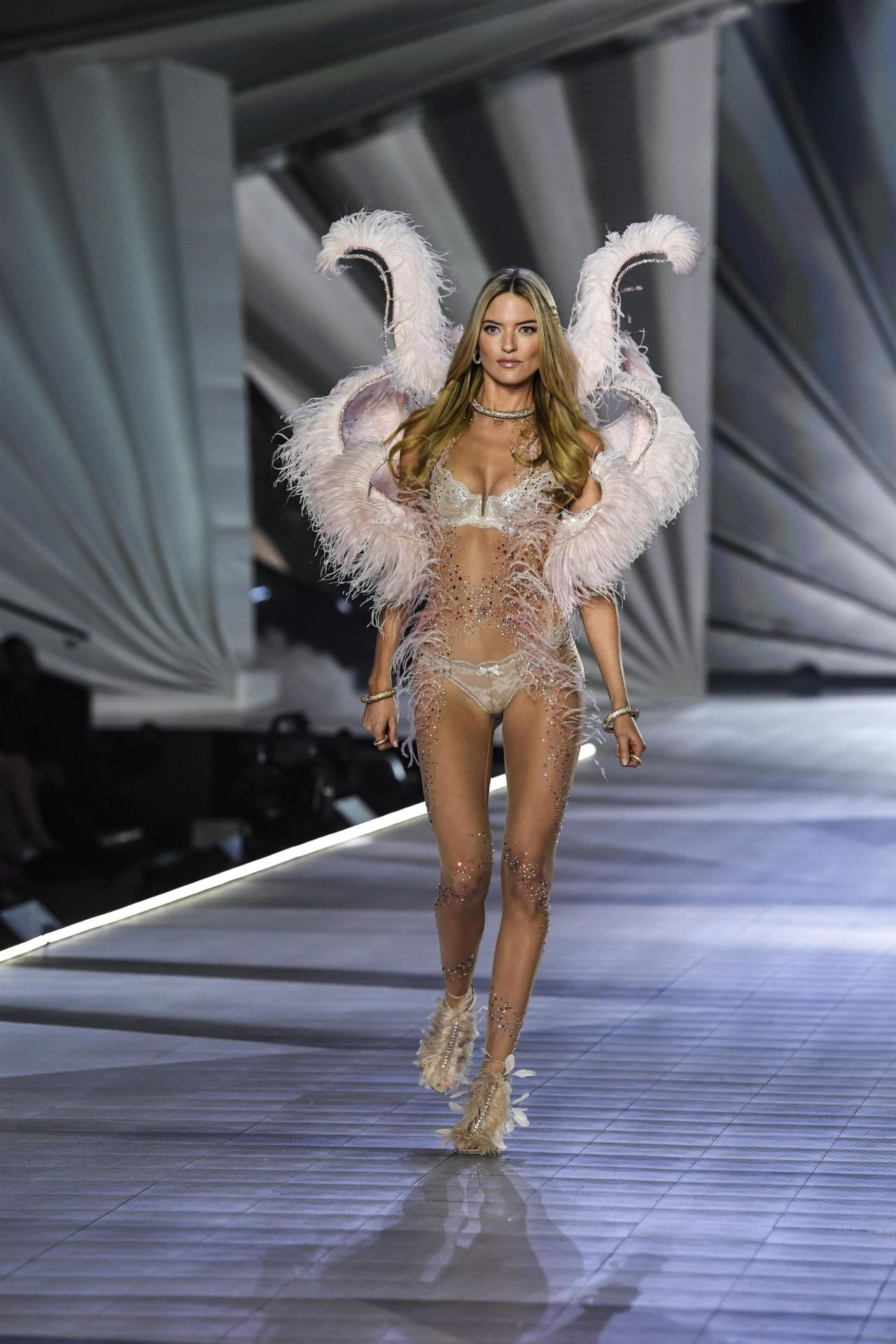 Romee Strijd 2018 Vs Fashion Show Runway