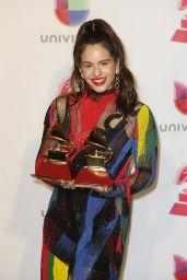 Rosalia – 2018 Latin GRAMMY Awards