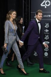 Rosana Zanetti – LOS40 Music Awards 2018 in Madrid