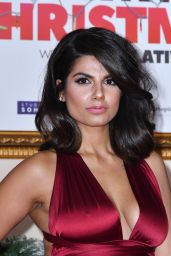 """Ruby Bhogal – """"Surviving Christmas With The Relatives"""" World Premiere in London"""