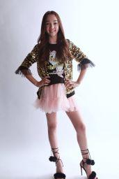 Ruby Jay Rising Talent Magazine Cover Photoshoot November 2018 Issue