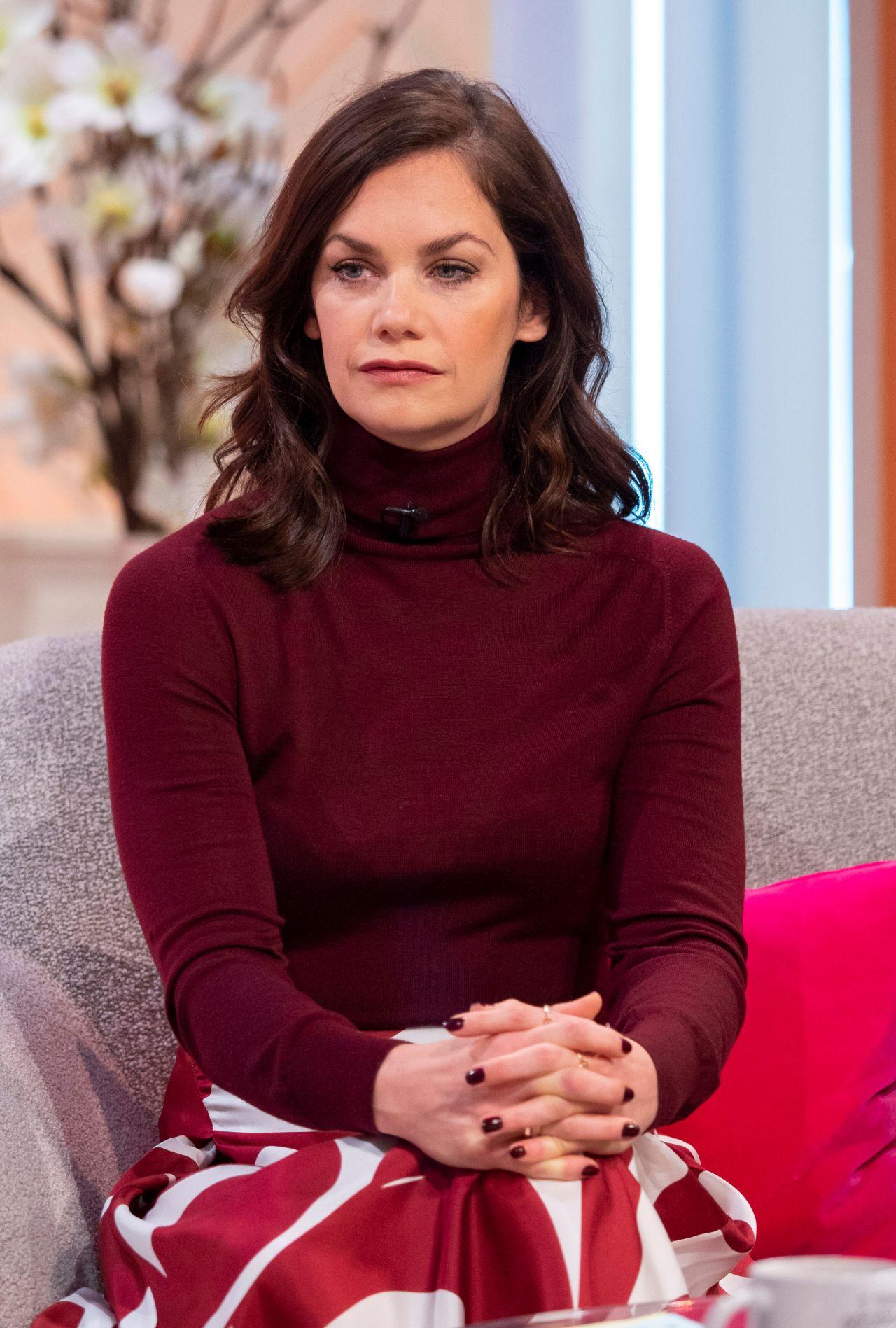 Lorraine TV Show In London 11/26/2018