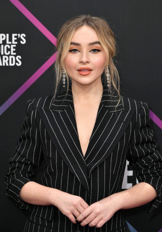 Sabrina Carpenter – People's Choice Awards 2018