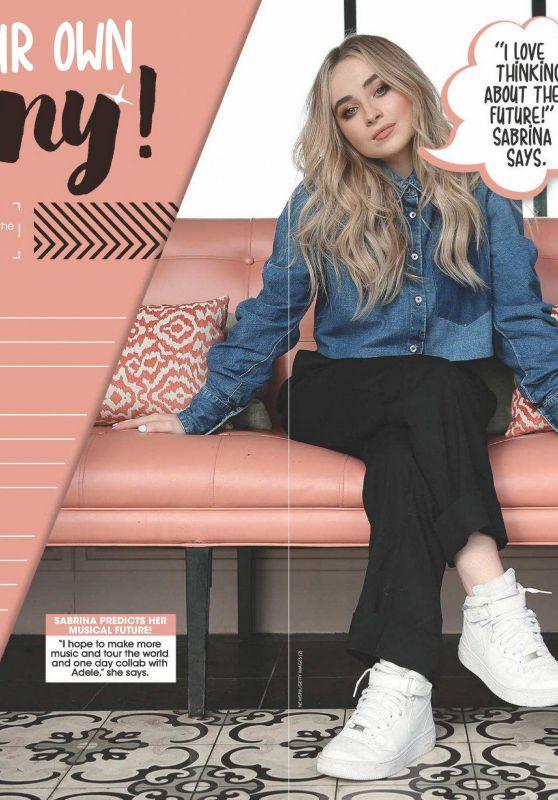 Sabrina Carpenter - QuizFest February 2019