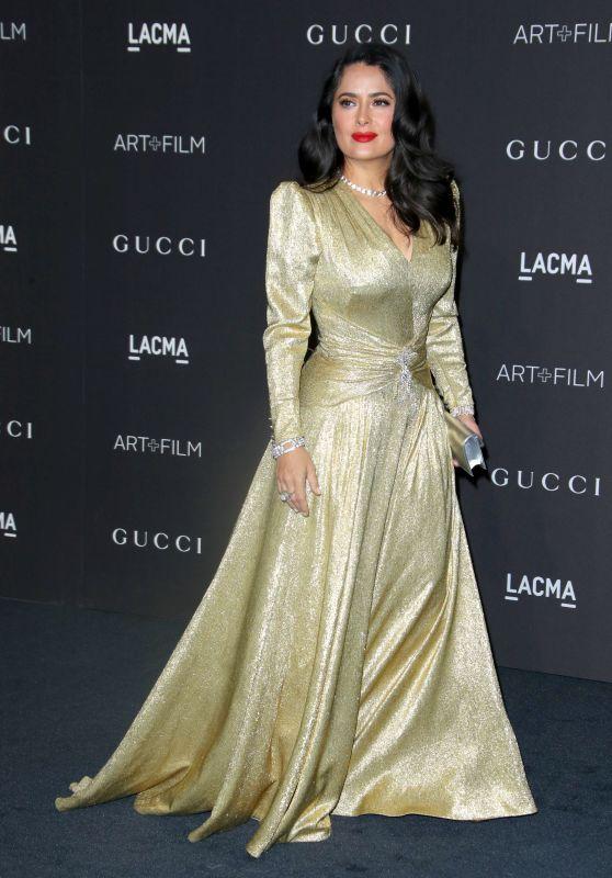 Salma Hayek – 2018 LACMA Art + Film Gala