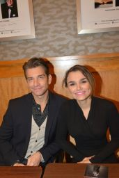 """Samantha Barks - """"Pretty Woman"""" Album Release Event in NY"""