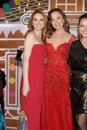 Sarah Drew - Lifetime Christmas Movies 2018 Event