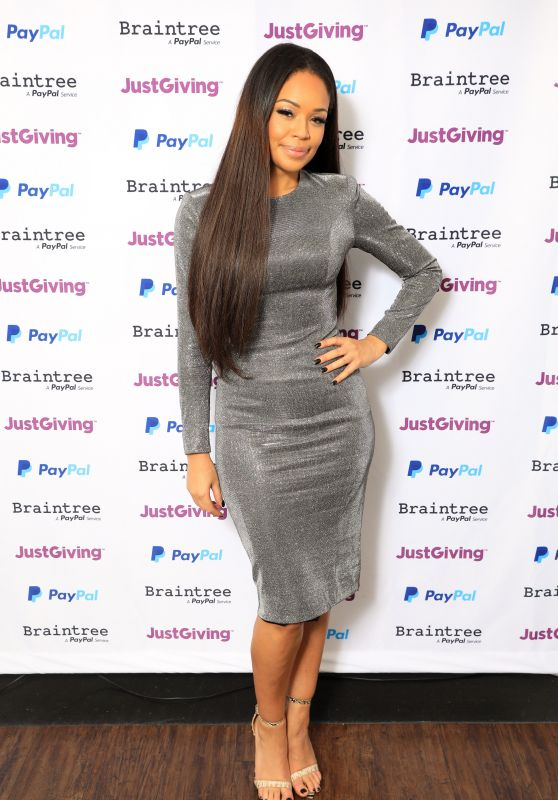 Sarah-Jane Crawford - JustGiving Awards 2018