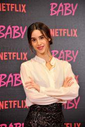 "Sastre Gonzalez - ""Baby"" TV Series Photocall in  Rome"