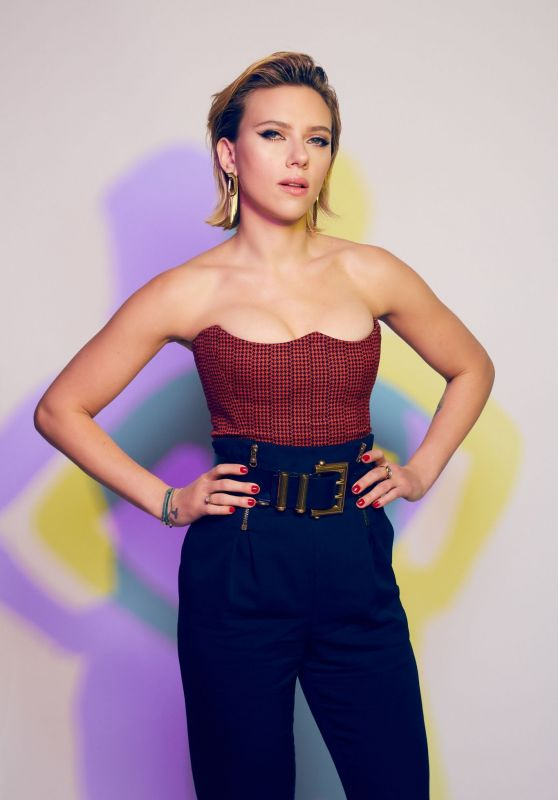 Scarlett Johansson - 2018 People