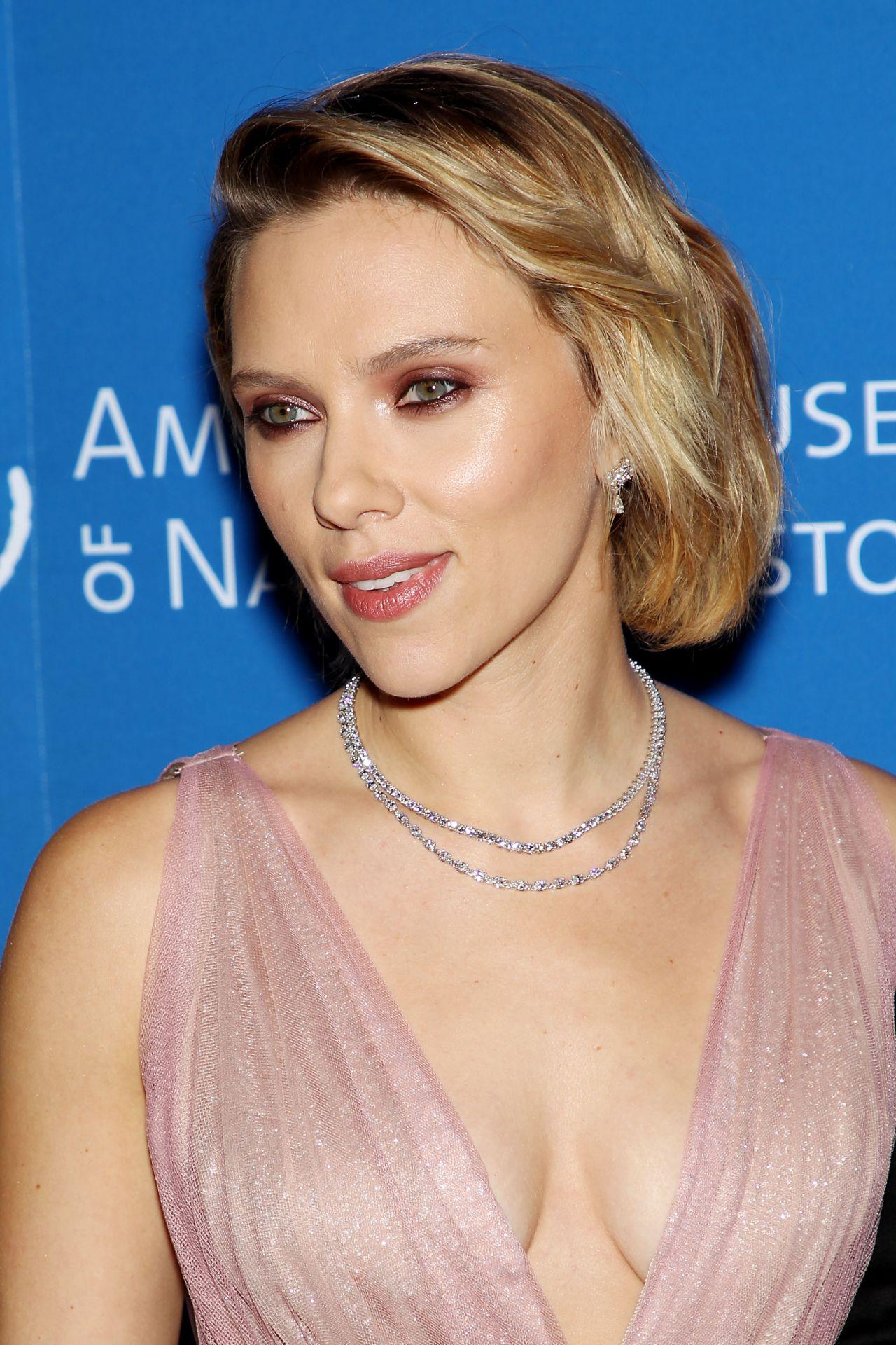 Scarlett Johansson - American Museum of Natural History ...