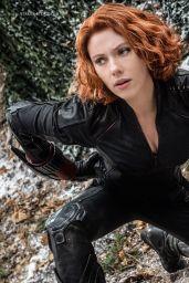 Scarlett Johansson - moments November 2018 Issue