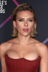 Scarlett Johansson - People's Choice Awards 2018