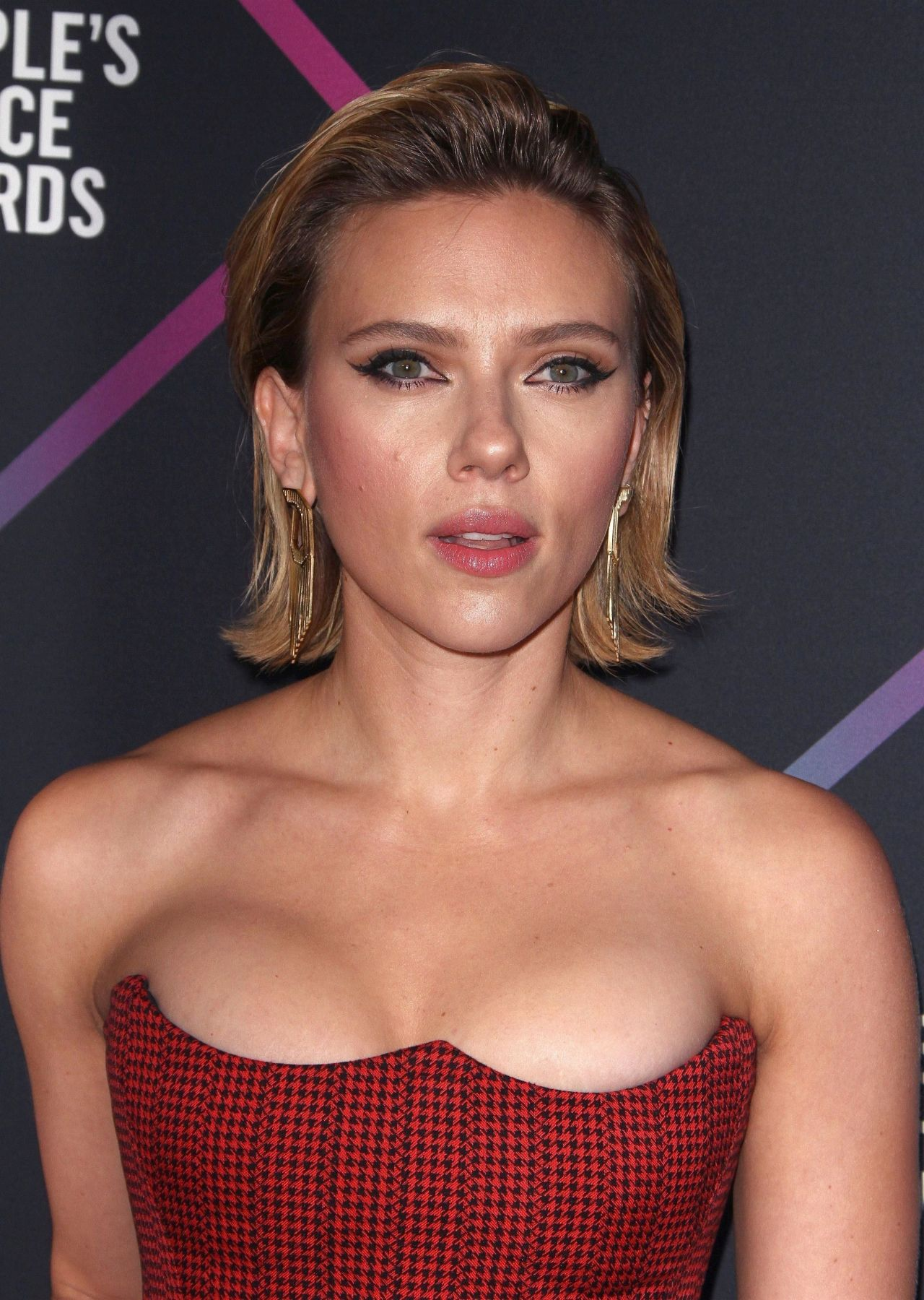 Scarlett Johansson - People's Choice Awards 2018 (Part II) Scarlett Johansson