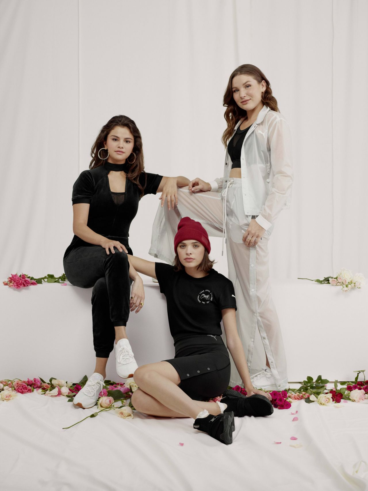 Selena Gomez Sg X Puma Quot Strong Girl Quot Collection