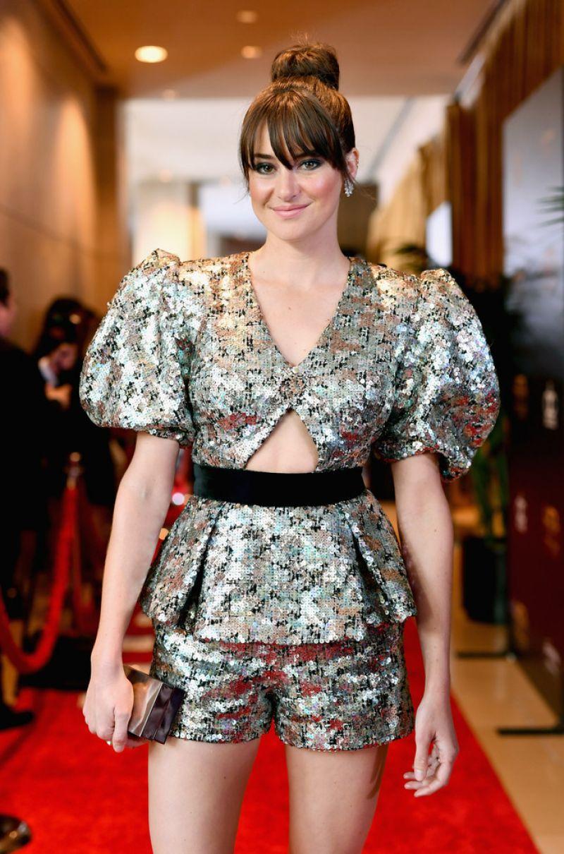Shailene Woodley 2018 Hollywood Film Awards