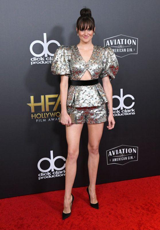 Shailene Woodley – 2018 Hollywood Film Awards