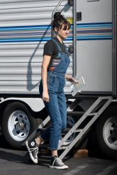 Shailene Woodley - Drake Doremus Project Set in LA 11/09/2018