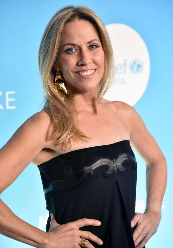 Sheryl Crow – 2018 UNICEF Snowflake Ball in New York