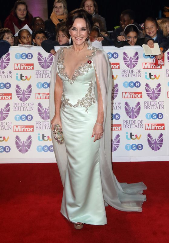 Shirley Ballas – 2018 Pride of Britain Awards