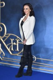 """Shirley Ballas - """"Fantastic Beasts: The Crimes of Grindelwald"""" Premiere in London"""