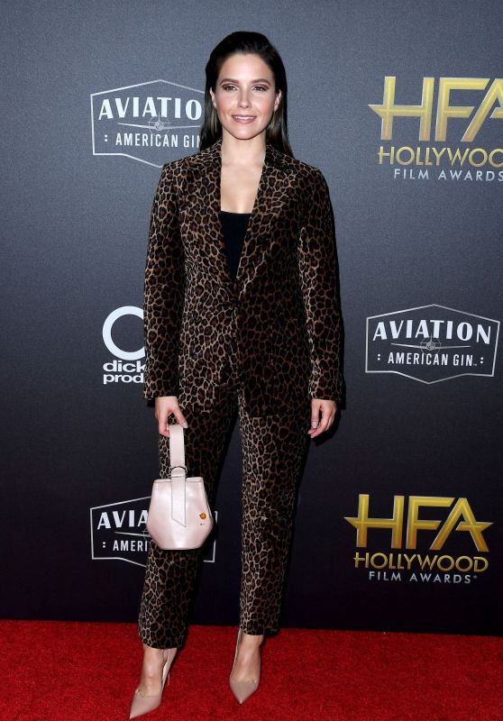 Sophia Bush – 2018 Hollywood Film Awards