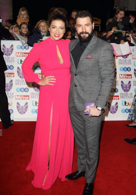 Sophie Austin – 2018 Pride of Britain Awards