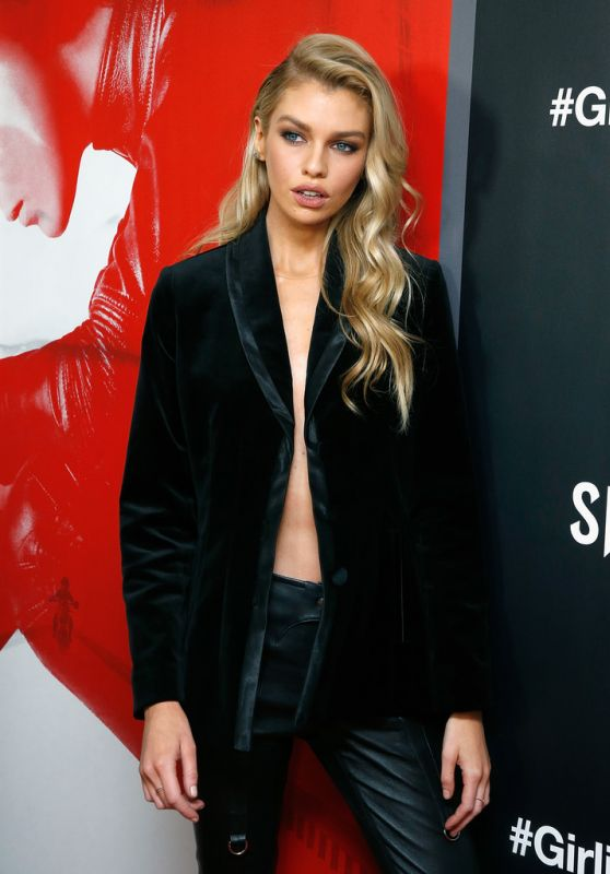 """Stella Maxwell - """"The Girl In The Spider"""
