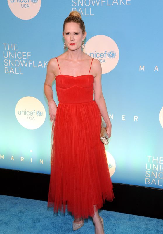 Stephanie March – 2018 UNICEF Snowflake Ball in New York