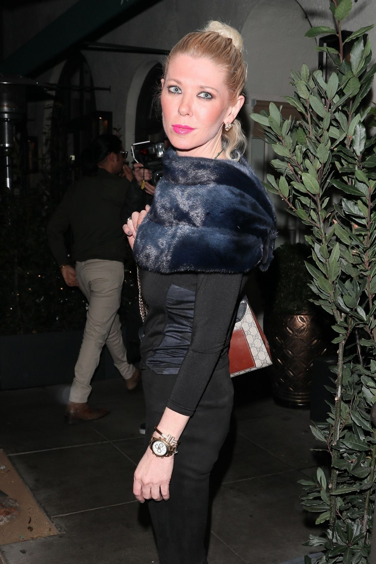 Tara Reid at Madeo in Beverly Hills 11/21/2018 ...</p> </div> <div class=