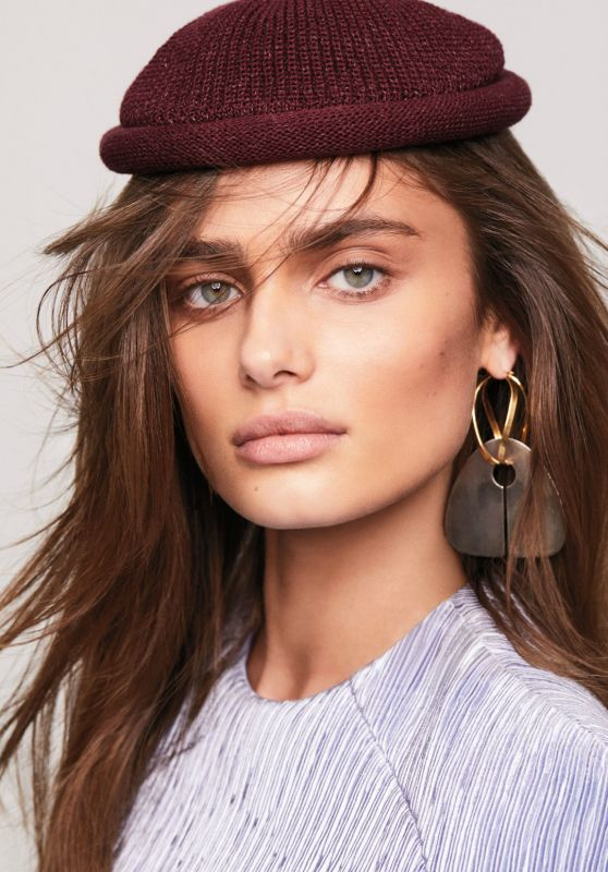 Taylor Hill - Vogue Turkey December 2018